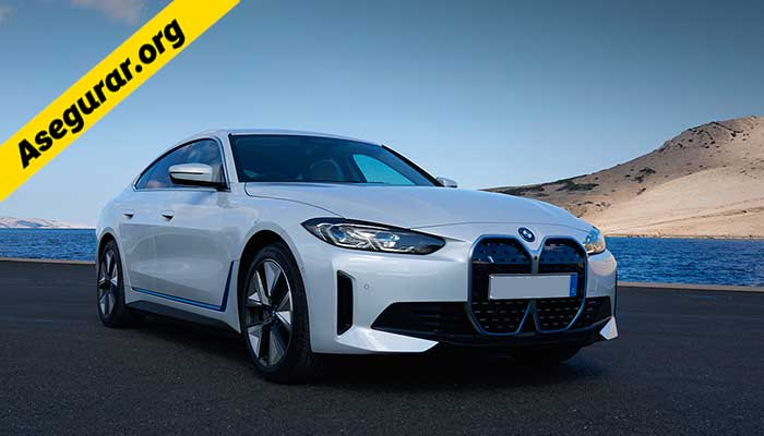Seguro BMW i4