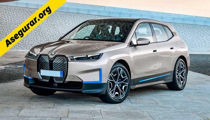 Seguro BMW iX