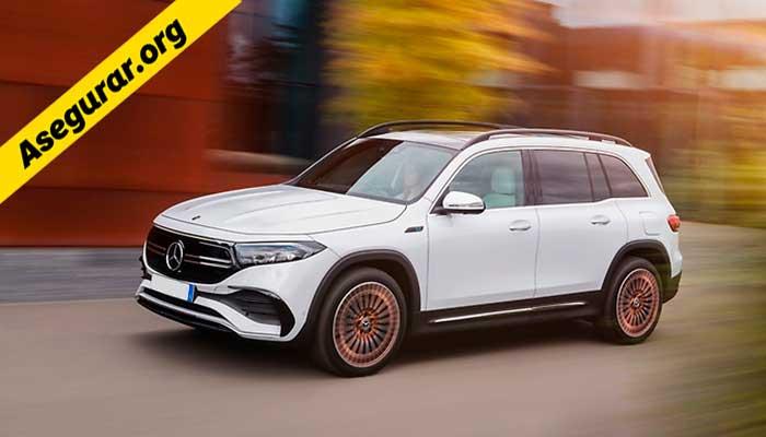 Seguro Mercedes EQB