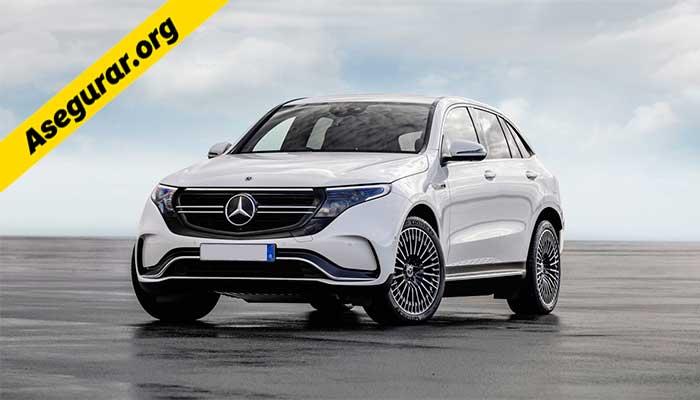 Seguro Mercedes EQC