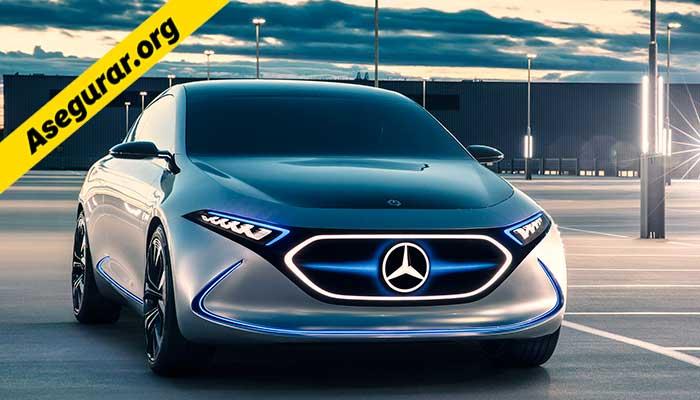 Seguro Mercedes EQE