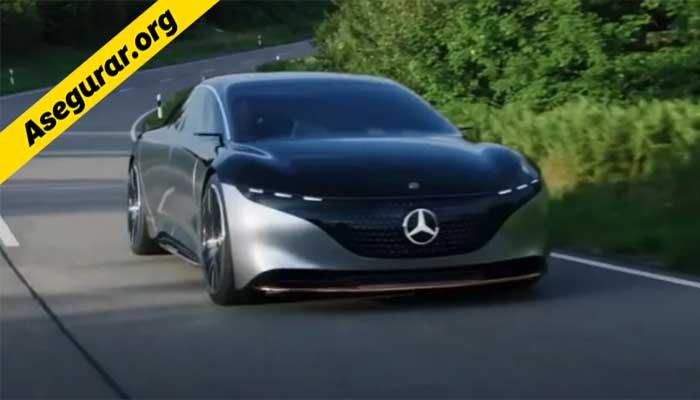 Seguro Mercedes EQS