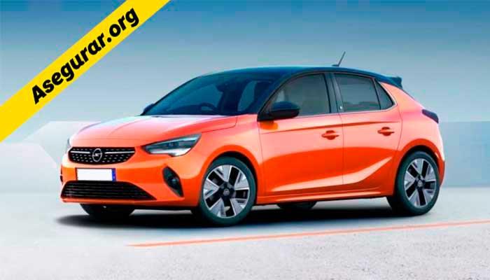Seguro Opel Corsa